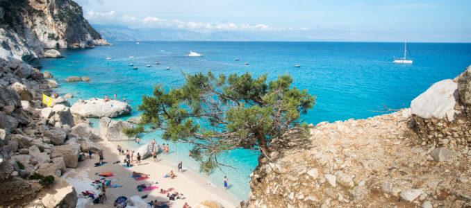 Sardinien – Wanderung zur Cala Goloritze