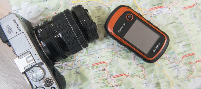 7 Gadgets zum Wandern in den Bergen