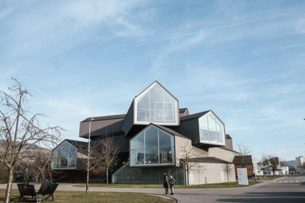 Mit dem Wohnmobil zum Vitra Design Museum