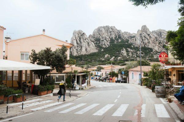 Markt in San Pantaleo auf Sardinien