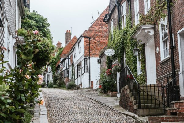 England – Zwischenstopp in Rye