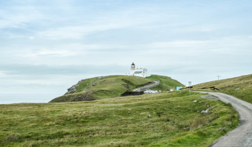 Stoer Head Lighthouse und Old Man of Stoer