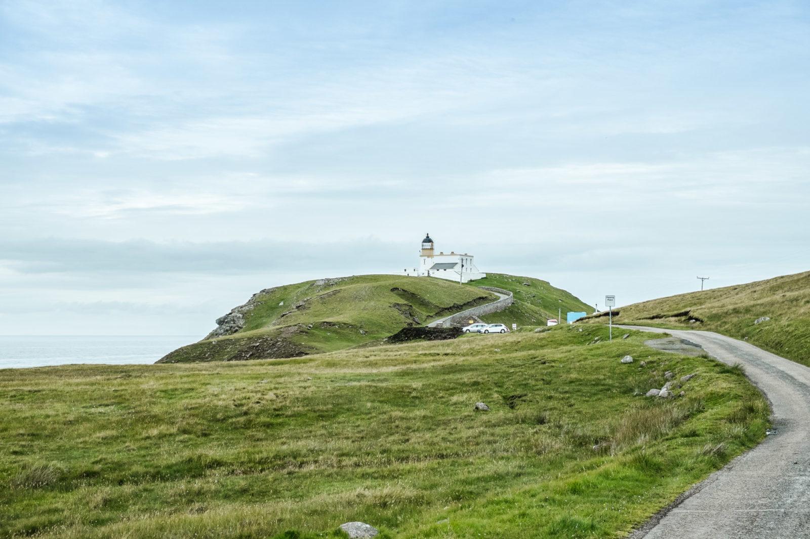 Stoer Head Lighthouse und Old Man of Stoer