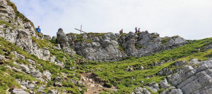 Bergwanderung auf den Schafreuter