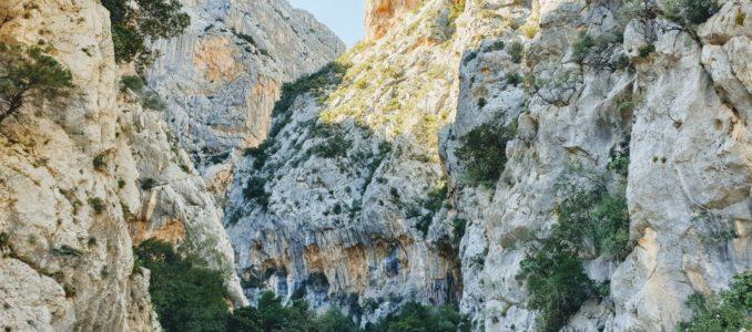 Wanderung zur Gola di Gorropu – Sardinien