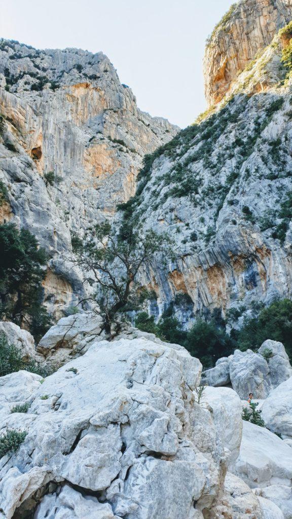 Bei der Wanderung zur Gola di Gorropu
